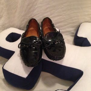 RARE Ralph Lauren USA leather loafers shoes sz 7.5